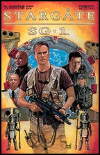 Stargate SG-1 Convention Special Gold