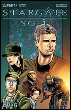 Stargate SG-1: Daniel's Song #1 Best Under Fire