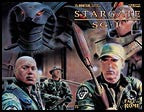 STARGATE SG-1: Fall of Rome #1 Painted Team Wrap
