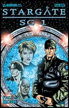 STARGATE SG-1: Fall of Rome #2 Gate of Mystery