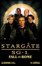 STARGATE SG-1: Fall of Rome #2 Team Photo