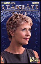 STARGATE SG-1: Fall of Rome #3 Carter Photo