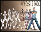 Steven Grant's My Flesh is Cool #1 Wrap