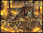 Steven Grant's MY FLESH IS COOL #3 Wraparound