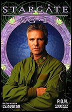 STARGATE SG-1: POW #1 Photo cover