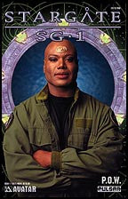 STARGATE SG-1: POW #1 Teal'c Photo