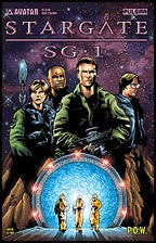 STARGATE SG-1: POW #2 Hazardous Duty