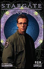 STARGATE SG-1: POW #2 Photo cover