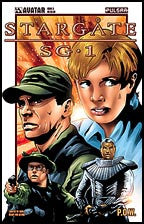 STARGATE SG-1: POW #3 Ready for Action