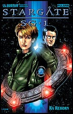Stargate SG-1 Ra Reborn Prequel Carter and Jackson