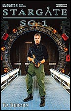 Stargate SG-1 Ra Reborn Prequel Photo