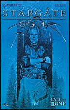 STARGATE SG-1: Fall of Rome #1 O'Neill Painted
