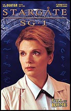 STARGATE SG-1: Fall of Rome #2 Photo