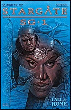 STARGATE SG-1: Fall of Rome Prequel Battle Teal'c
