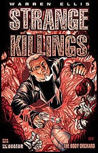 Warren Ellis' Strange Killings: Body Orchard #1