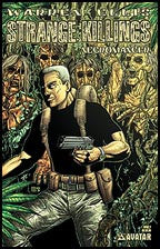 Warren Ellis' STRANGE KILLINGS: Necromancer #2