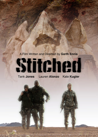 Garth Ennis STITCHED DVD