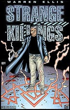 Warren Ellis' Strange Killings #2
