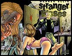 Warren Ellis' Stranger Kisses #2 Wraparound