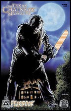 TEXAS CHAINSAW MASSACRE: Fearbook #1 Gold Foil