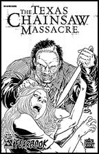 TEXAS CHAINSAW MASSACRE: Fearbook #1 Leather