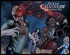 TEXAS CHAINSAW MASSACRE: Fearbook #1 Wraparound