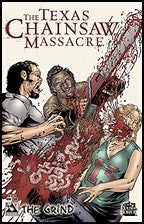 TEXAS CHAINSAW MASSACRE: The Grind #1 Gore