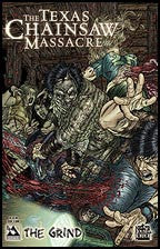 TEXAS CHAINSAW MASSACRE: The Grind #3 Gore