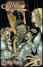 TEXAS CHAINSAW MASSACRE: The Grind #3 Terror