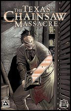 TEXAS CHAINSAW MASSACRE Special #1 Gold Foil