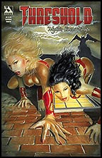 THRESHOLD: MYTHIC SIRENS PINUPS Ravening Painted
