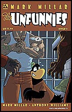 Mark Millar's THE UNFUNNIES #3