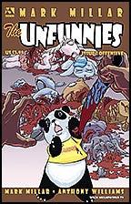 Mark Millar's THE UNFUNNIES #3 Offensive