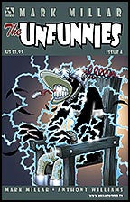 Mark Millar's THE UNFUNNIES #4