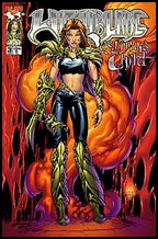 Witchblade: Destiny's Child #3 Platinum Edition