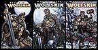 Warren Ellis' WOLFSKIN #1-3 set