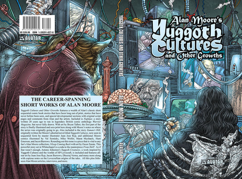 Alan Moore YUGGOTH CULTURES Hardcover