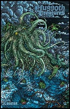 YUGGOTH CREATURES #1 Connecting cover