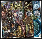 Alan Moore's YUGGOTH CULTURES #1-3 Silver Seal Con Set