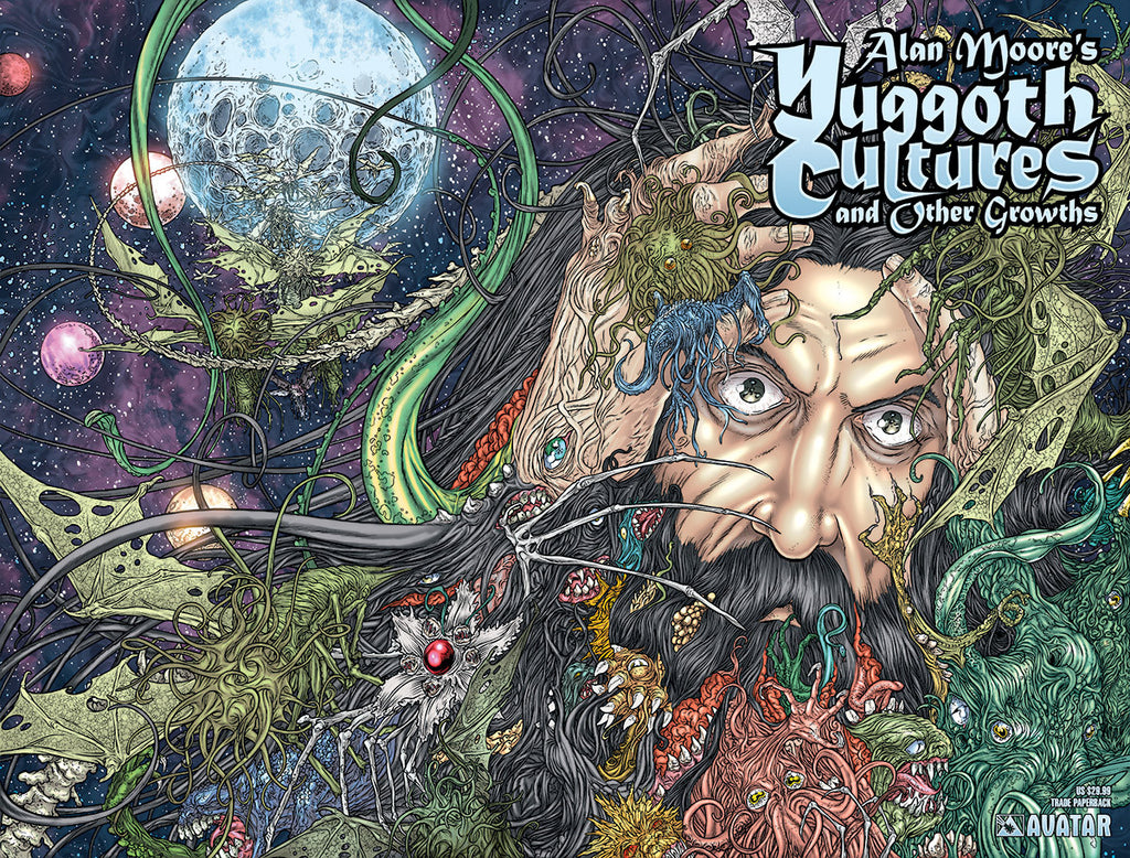Alan Moore YUGGOTH CULTURES TPB