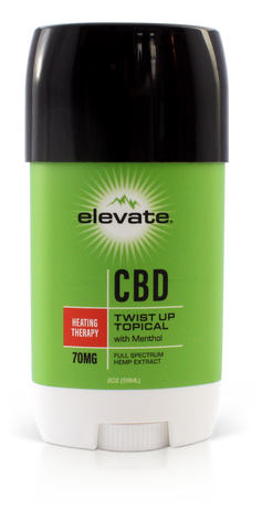 Elevate CBD Twist Up Topical