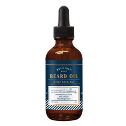 Belmont Men's Beard Oil with Hemp Seed Oil
