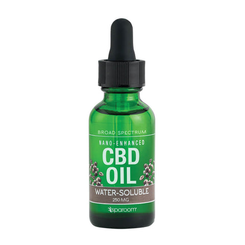 Sparoom Nano-Enhanced CBD Oil