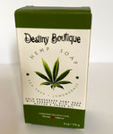 Destiny Boutique Hemp Soap