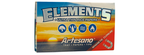 Elements Artesano 1 ¼ (With Tips & Trays)