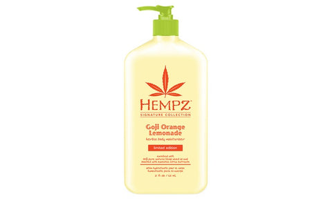 Hempz Gogi Orange Lemonade Moisturizer (21oz)