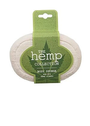 The Hemp Collection Body Sponge by Evriholder
