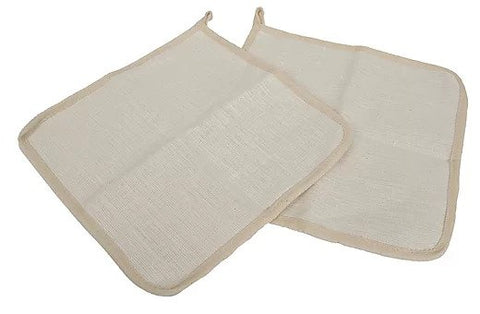 The Hemp Collection Washcloths (2pk) by Evriholder