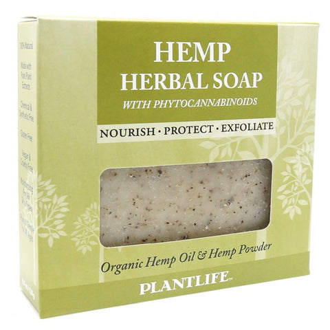 Plantlife Hemp Herbal Soap