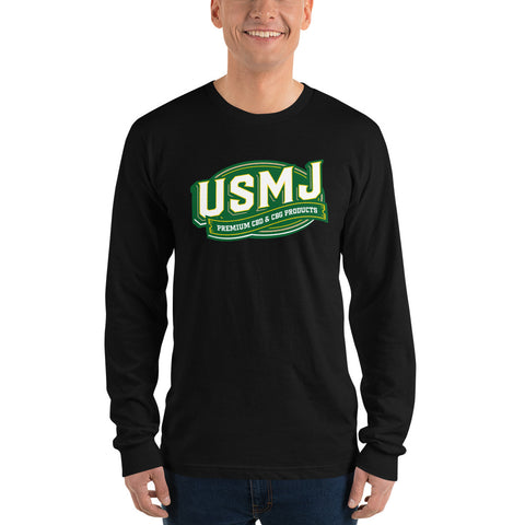 USMJ Logo Long Sleeve Shirt